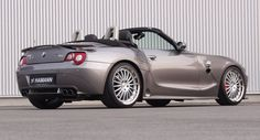 BMW Z4. Oh know how very lovely is this!