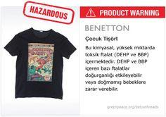 Benetton tişört   #Detox #Moda