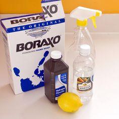 Homemade All-Purpose Cleaner   POPSUGAR Smart Living
