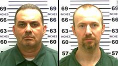 "Richard Matt, left, and David Sweat were discovered missing at the 5:30 a.m. ""standing count"" of inmates at Clinton Correctional Facility."