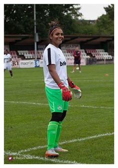 J4K Success Story .... I first meet Adi at a training session at Millwall Lionesses, like most goalkeepers, she was very brave and a good shot stopper, Adi has been India's number one for a number of years now But playing in the Fa womens premier league is a different kettle of fish,I started work with Adi on becoming a sweeper keeper and adding that important part of goalkeeping into her game,she learnt and adapted very quickly. Adi became very popular and she even won the womens footballer…