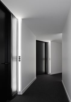 #architecture #design #interiors #corridors #hallways  #modern #contemporary #minimalism - 1061 Luna by Elenberg Fraser