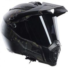 AGV AX-8 Evo Grunge Mens Street Riding DOT Dual Sport Helmets