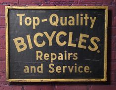 Accidental Mysteries, 12.23.12: The Art of Vintage Signs: Design ...