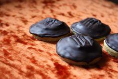 Vegan MoFo  Jaffa Cakes