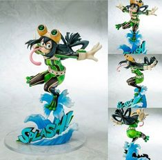 froppy statue