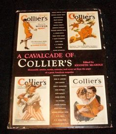 A Cavalcade of COLLIER'S edited by Kenneth McArdle (1959, Hardcover)