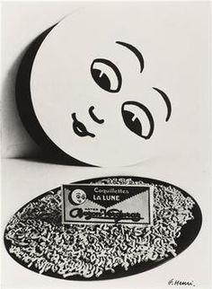 Coquillettes la Lune. Florence Henri, 1929. Florence Henri, History Of Photography, Grand Palais, Kandinsky, Pasta Shells, Moon