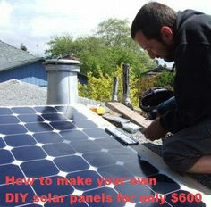 Solar panel six hundred
