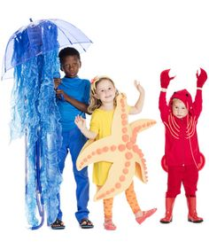 These homemade Halloween costumes suitable for adults and kids alike are just
