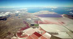 100 Incredible Views Out Of Airplane Windows great lakes utah