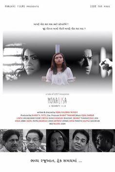 #Upcoming #Gujarati Movie Banner #Monallisa !!!! Releasing as on 21st April 2017