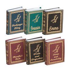 6-Pc. Jane Austen Set