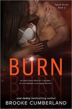 burn (spark book 2) - brooke cumberland