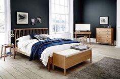 Un dormitorio con claroscuros