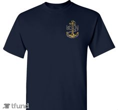 Check out The Mess NOT The Fuckin Wardroom fundraiser t-shirt. Buy one & share it to help support the campaign!