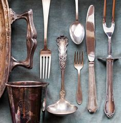 How To #Clean and #Polish #Silver