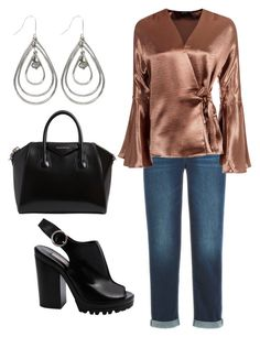 """""""Looks da Lillys #lillysconsultoria"""" by ilse-gaedke on Polyvore featuring Boohoo, Michael Kors, M&Co and Givenchy"""