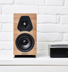 Bookshelf Styling, Loudspeaker, Black Box, Speakers, Audio, Product Launch