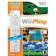 Wii Play w/Remote « Game Searches