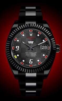 Watch What-If: Rolex Sky-Dweller