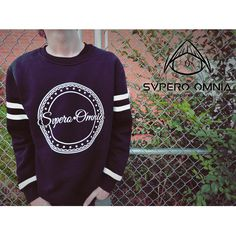 Check out this dope vintage-style sweatshirt from @svperoomnia on Instagram…