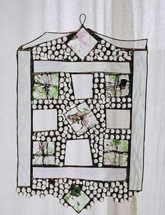 Stained glass art by Georgina Lester