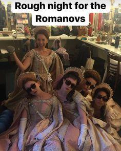 "18 curtidas, 1 comentários - Jenni Watson (@jenniw1781) no Instagram: ""Finally getting round to listening to the cast recording of Anastasia! #AnastasiaBroadway…"""