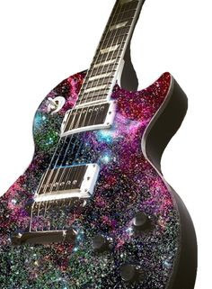 Stellar ~ beautiful~~!!! Galaxy electric guitar http://www.guitarandmusicinstitute.com