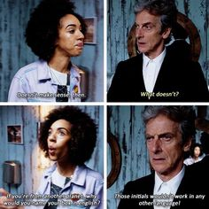 """24 Likes, 2 Comments - Doctor Who fan (@doctorwhocharlie) on Instagram: """"#ThePilot was pretty good. Capaldi is back in full force and Pearl Mackie shines throughout! I'm…"""""""
