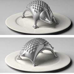 De-coraçao do meu cafofo !: Utensílios de cozinha divertidos