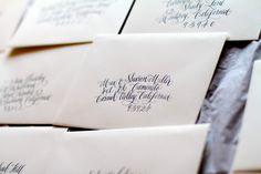 wedding calligraphy/designsgirl
