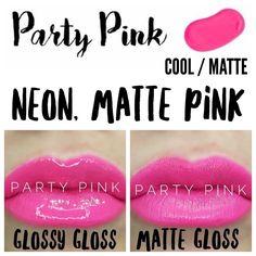 Party Pink LipSense  LipSense Stock  Interested? Join my Facebook group for more information. https://www.facebook.com/groups/796223597209937/ amyevans7785@gmail.com  SOUTHERN GLOSSY GIRLS  Independent SeneGence Cosmetics Distributor ID#299755 #lipsense #senegence #shadowsense #makeupthatlast  #lipboss #glossboss