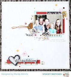 Scrap layout 12x12 Scrapbook, Scrapbook Sketches, Scrapbook Albums, Scrapbook Page Layouts, Scrapbook Paper Crafts, Scrapbooking Ideas, Scrapbook Embellishments, Photo Layouts, Layout Inspiration