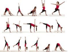 Strala STRONG flow. Check out the entire pose library and video how-to-guide on This is Yoga.