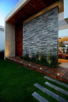 Casa EV: Casas de estilo moderno por ze arquitectura #casasmodernasmexicanas #casasdecampominimalistas