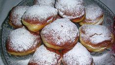 Pączki - Przepisy Thermomix Pretzel Bites, Tofu, Nutella, Hamburger, Bread, Cooking, News, Hamburgers, Kochen