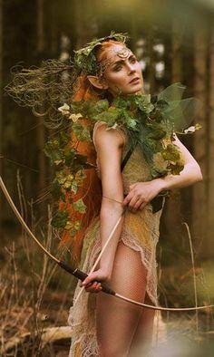 Elf Archeress