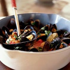 Fisherman's Seafood Stew from Cooking Light