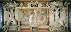 Rosso Fiorentino (1494-1541) Galerie François Ier: Vénus frustrée, 1532, Fresque murale Château de Fontainebleau © RMN/Peter Willi