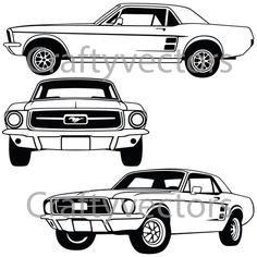 Golf Tips For Senior Golfers Ford Mustang 1967, Mustang Cars, Mustang Drawing, Lightning Logo, Street Racing Cars, Camper Van Conversion Diy, Ford Classic Cars, Best Muscle Cars, Car Drawings