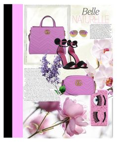 """Put a little Pink in your outfit!"" by brunarosso-eshop on Polyvore featuring moda, Chiara Ferragni, Oscar Tiye e Polaroid"