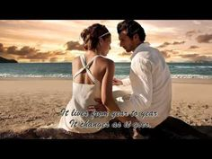After All ( Wedding Song) By Peter Cetera And Cher With Lyrics