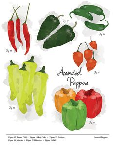 More chili peppers :)