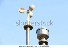 wind - stock photo