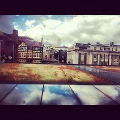 Window view - Nottingham