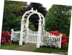 Wedding Arch | Wedding arch. Different flowers arches for your wedding event. |