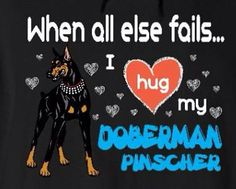Love  Doberman