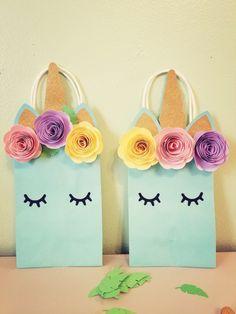 #unicorn #unicornparty #unicornio #ideasparafiestas #partyideas #crafts #goodiebags #partyitems #diy
