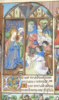 Book of Hours, MS M.131 fol. 48r - Images from Medieval and Renaissance Manuscripts - The Morgan Library & Museum